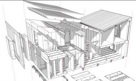architectural-drafting-and-detailing-sketch-01