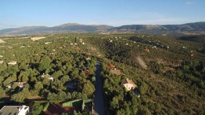 El Monte de Los Cortos - Vista aérea 2