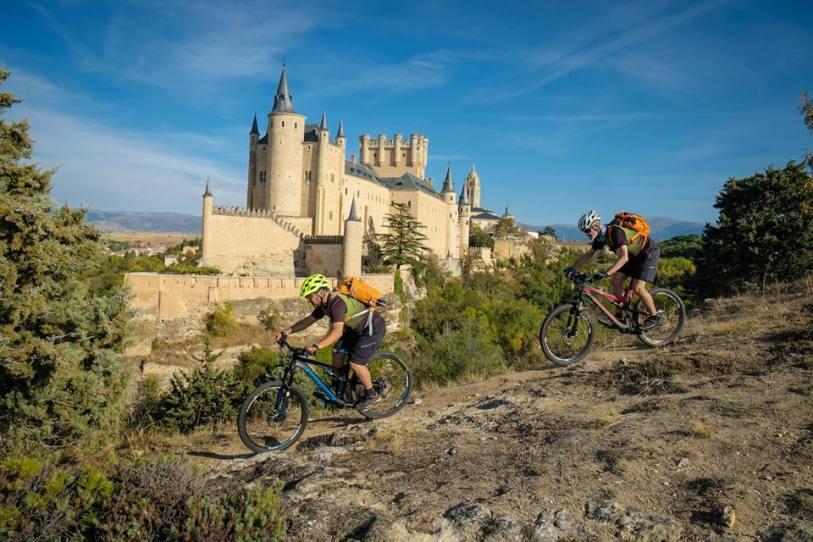 Rutas MTB por Segovia