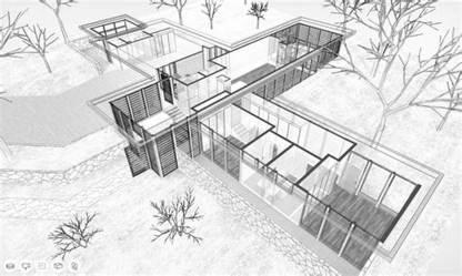 Architectonic sketch