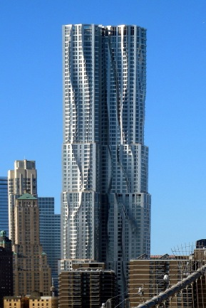 Beekman tower - Frank O. Gehry