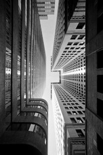B&W Building perspective-02