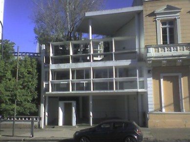 Casa Curutchet - Amancio Williams