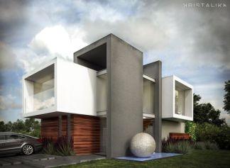 Krystalika house design