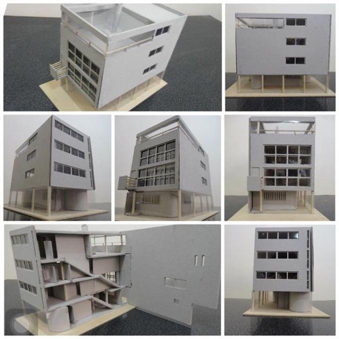 Maison Citrohan - Le Corbusier
