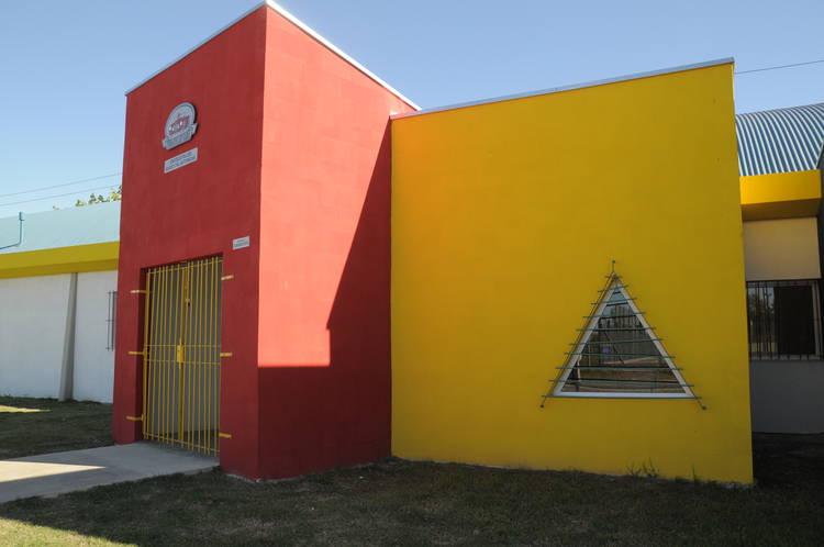 Colrindo Testa - Architecture