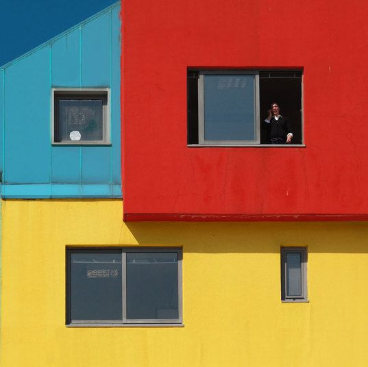 Colorful facades - Yener Torun