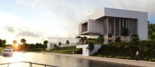 Villa Boca del Río - Creato architecture