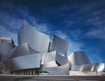Walt Disney Concert Hall - Frank O. Gehry