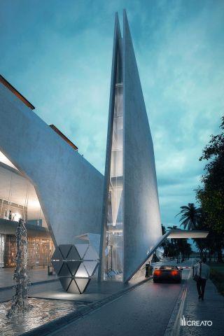 Distrito Cancún - Creato architects