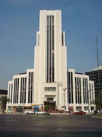 El Moro building, Mx. - Manuel Ortiz Monasterio