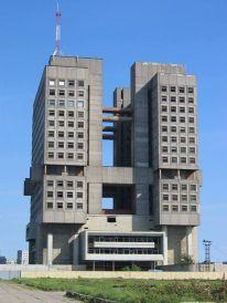 Brutalismo en Kaliningrado
