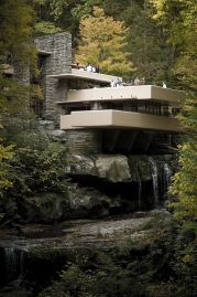 FallingwatFallingwater house - F.Lloyd Wrighter house - F.Lloyd Wright