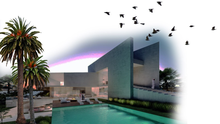 Creato architects - Abu Dhabi villa