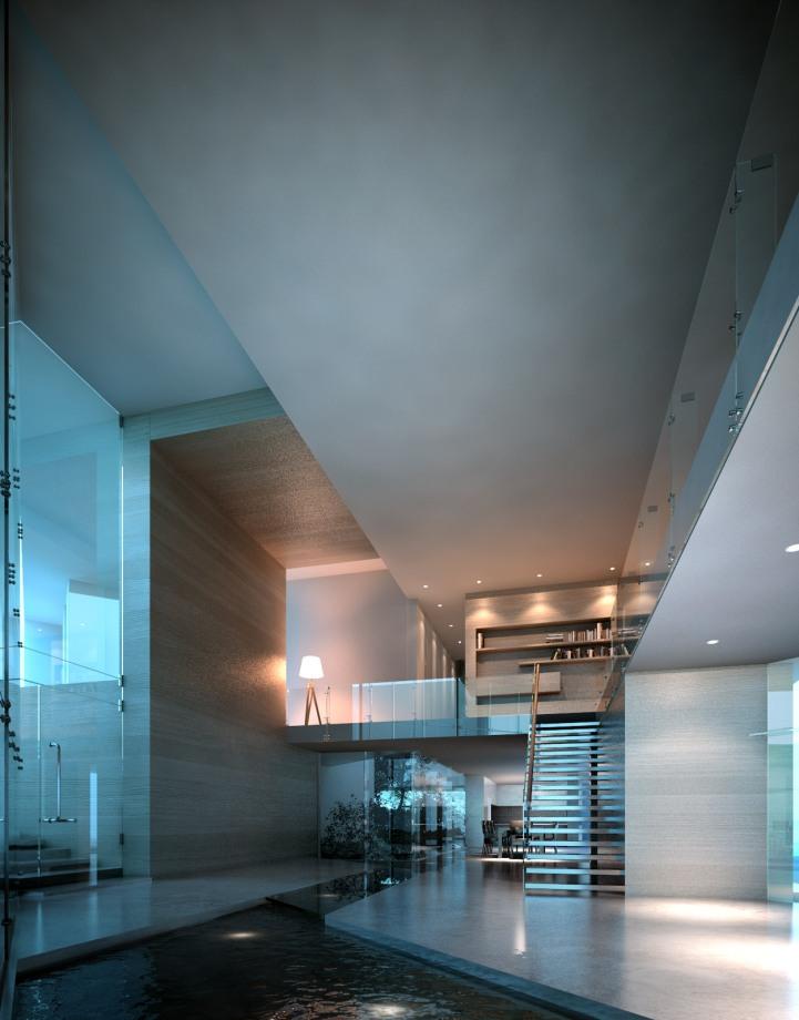 Interiores - Creato architects