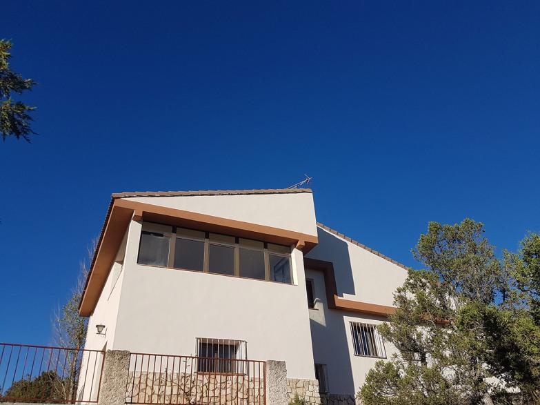 El Monte de Los Cortos - Chalet 115 - Revestimientos