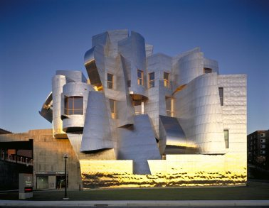 Frank Gehry architecture