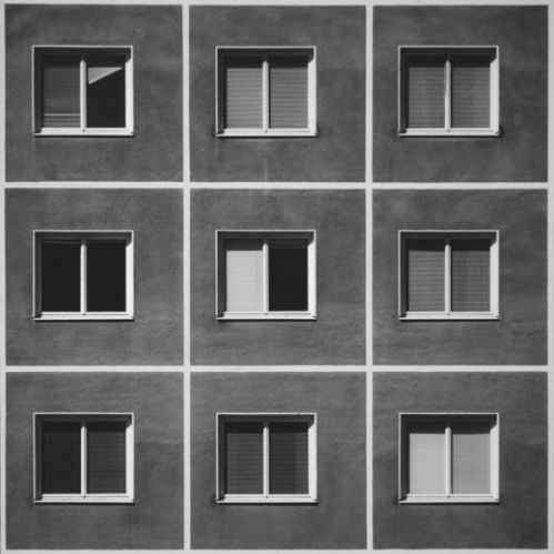 Grey windows (Jani Markus Miikkulainen)