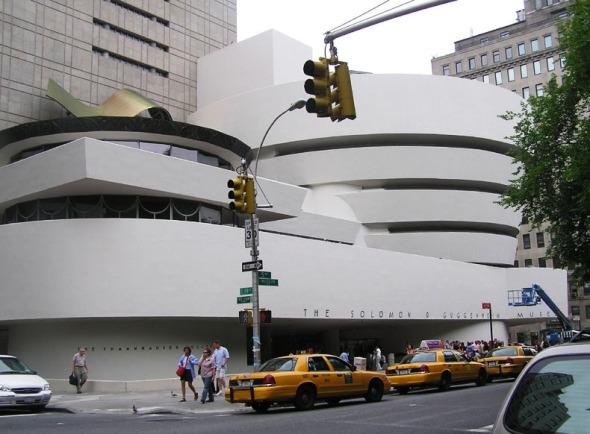 Guggenheim musseum - F.Lloyd Wright
