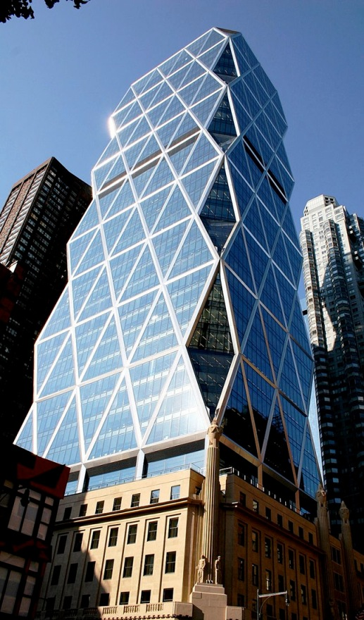 Hearstower NYC - Norman Foster