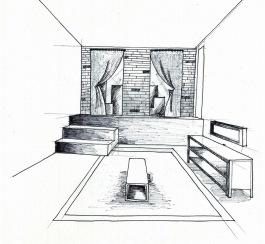 Interior-perspective-sketch-03