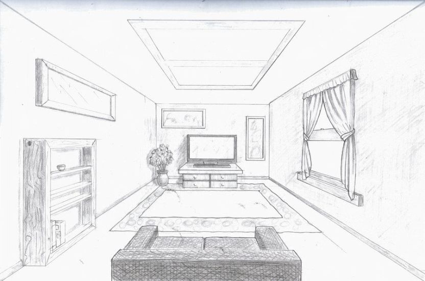 Interior-perspective-sketch-04