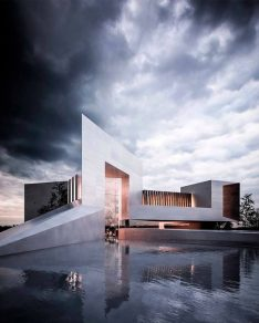 Khalifa city - Creato architecture