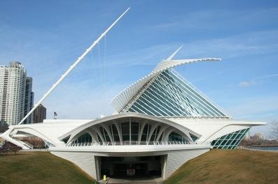 Milwaukee Art Museum - Wisconsin