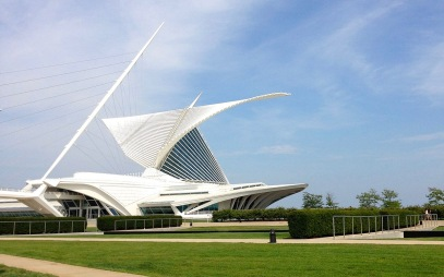 Milwaukee Art Museum - Wisconsin