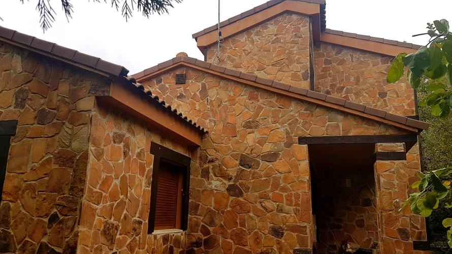 El Monte de Los Cortos - Ornamentación fachadas p.333