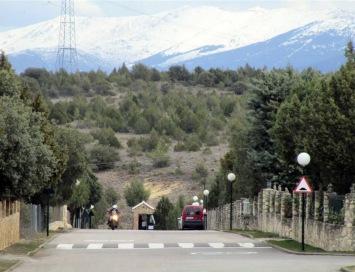 Monte de Los Cortos - Streets