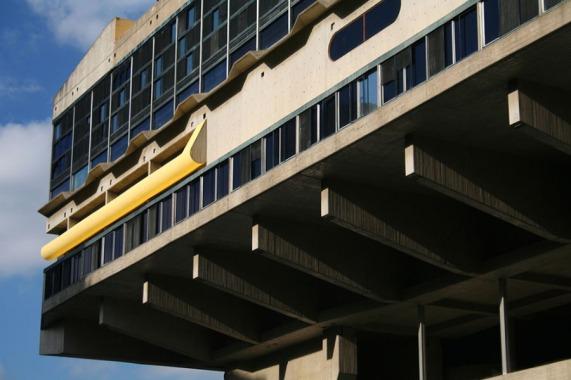 National Library Buenos Aires - Clorindo Testa
