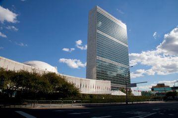 ONU building - Le Corbusier