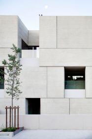 Palais de Justice - Béziers - 234 Architecture