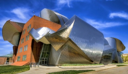 Peter B. Lewis building - Frank O. Gehry