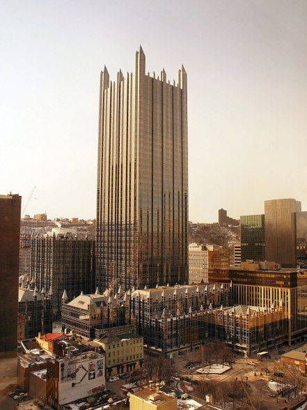 PPG Place, Pittsburg - Philip Johnson