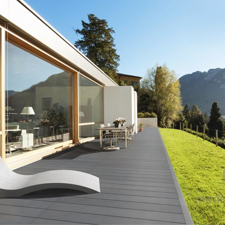 Plyta Longer Beton - Architecture