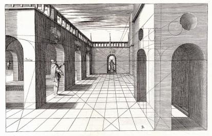 Renaissance sketch