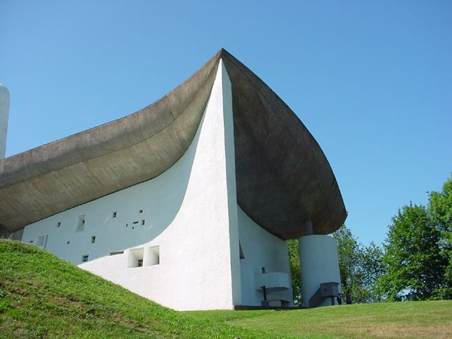 Le Ronchamp - Le Corbusier