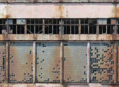 Ruin facade - 01