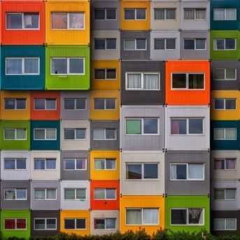 Student facilities - Paul Brouns
