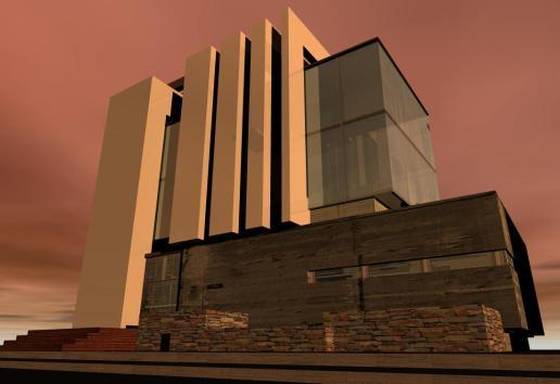 Feronia Nature house designs