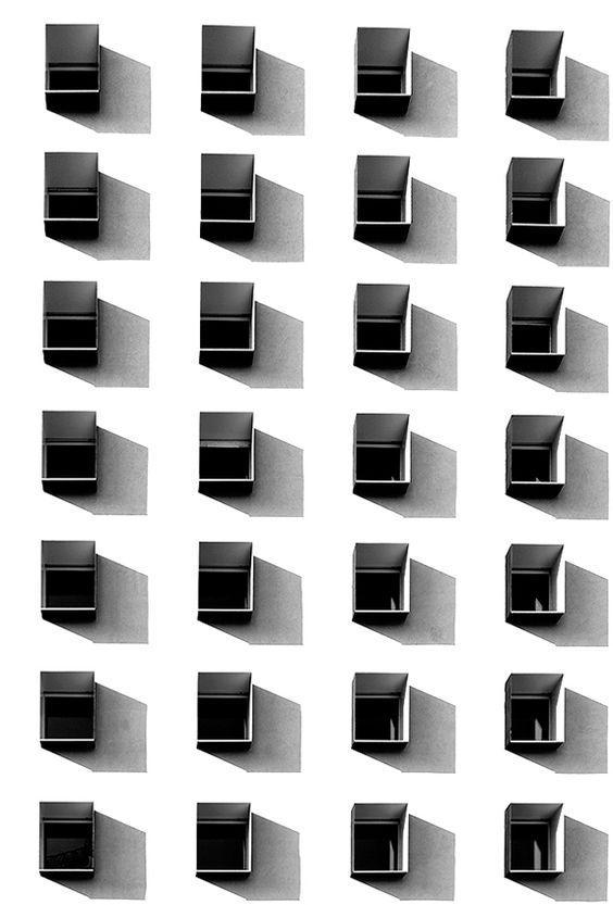 White facade relief windows - 01