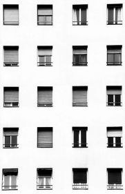 White facade & windows - 01
