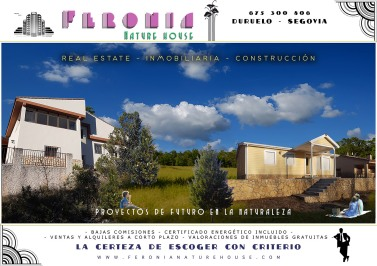 Feronia Nature House - Inmobiliaria versión 3