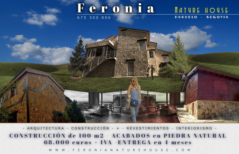 Feronia Nature House - Constructora versión 10-2