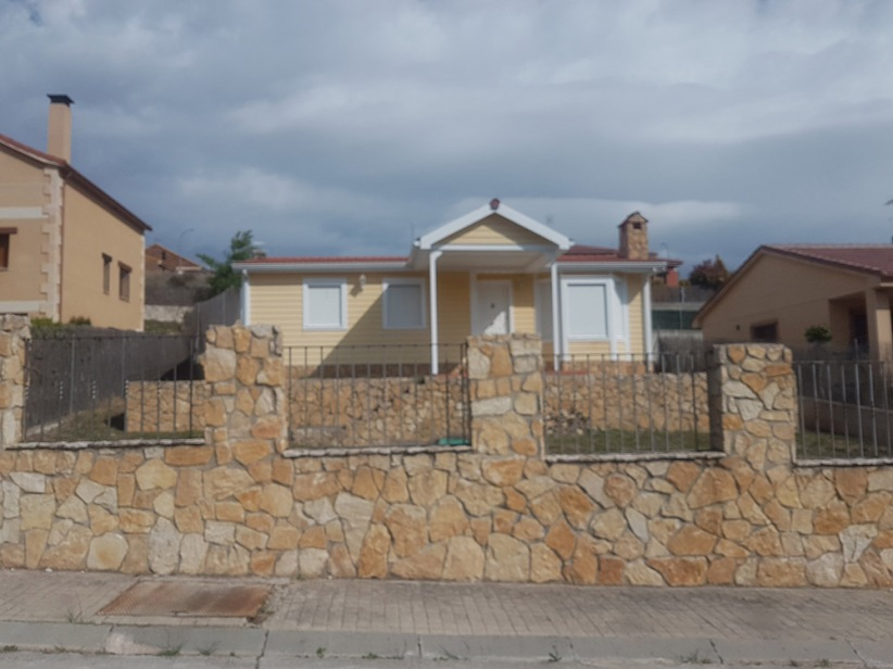 Villas de Sotomosila - Chalet 00N